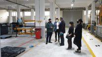 Bahadır Tıbbi Aletler Fabrika Ziyareti
